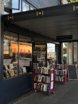 The iconic Browsers Bookshop in downtown Olympia