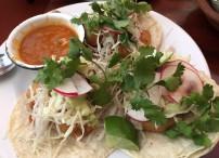 Mmmm... Fish tacos...