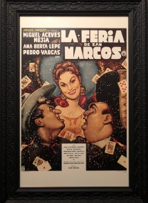 'Lots of cool vintage Mexican movie posters at Joe Jack's