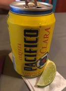 Sometimes you just need an ice cold cerveza...