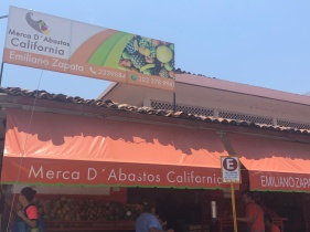 And excellent place to stock up on veggies and more!