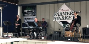 Great tunes at the Market!