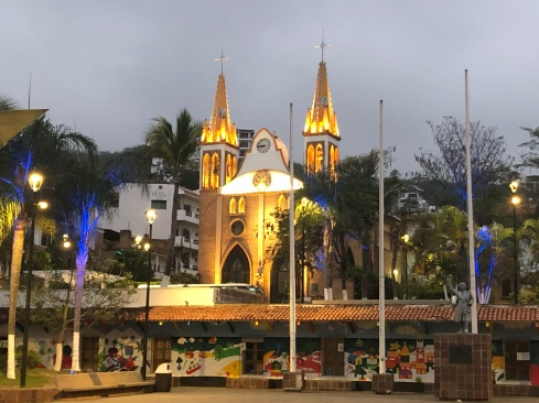 A little further down the Malecon is Our Lady of the Refuge