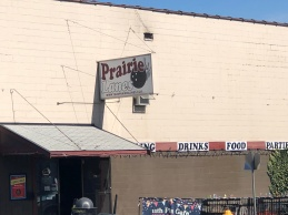 Old school Prairie Lanes in downtown historic Yelm