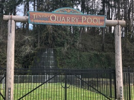 Welcome to the Tenino Quarry Pool!