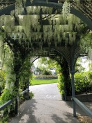 Beautiful grounds of the Empress