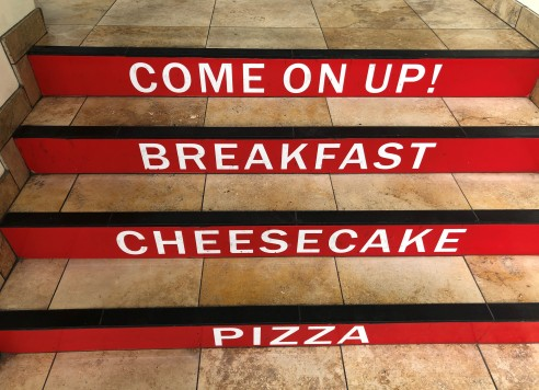 I don't know how I feel about a breakfast cheesecake pizza, but I might give it a whirl...