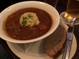 Tasty Guinness Stew!