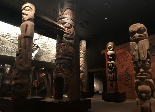 Beautiful First Nations exhibits