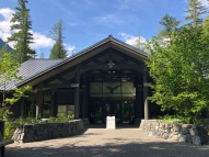 The North Cascades National Park Visitor Center