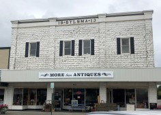 Great finds at More than Antiques in the downtown area