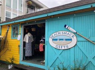 'Lots of great finds at the Beach Shack