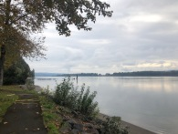 County Line Park and the mighty Columbia River