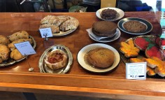 Delicious baked goods at Mount Bakery Fairhaven