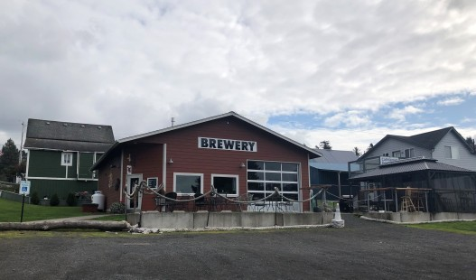 Grab a tasty pint at Mile 38 Brewery