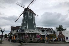 The Mill Bistro and its awesome windmill
