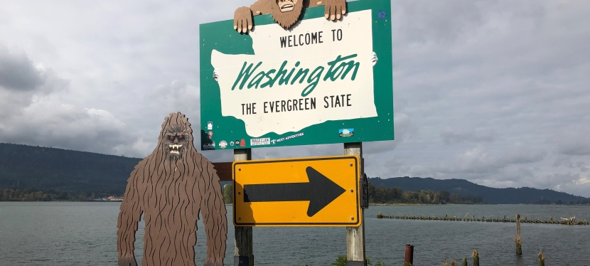 I Ate the State: Wahkiakum County