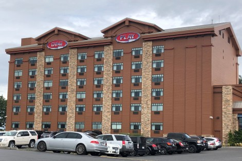 Lodging at the Silver Reef Casino