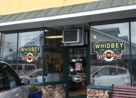 Check out the selection at Whidbey Beer Works!