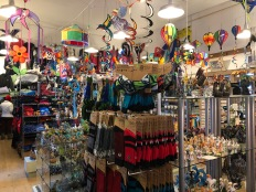 All things kitsch at Harbor Gifts