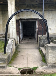 Fort Casey bunkers