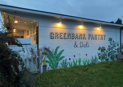 Don't miss a visit to Greenbank Pantry!