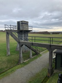 Tower at Fort Casey