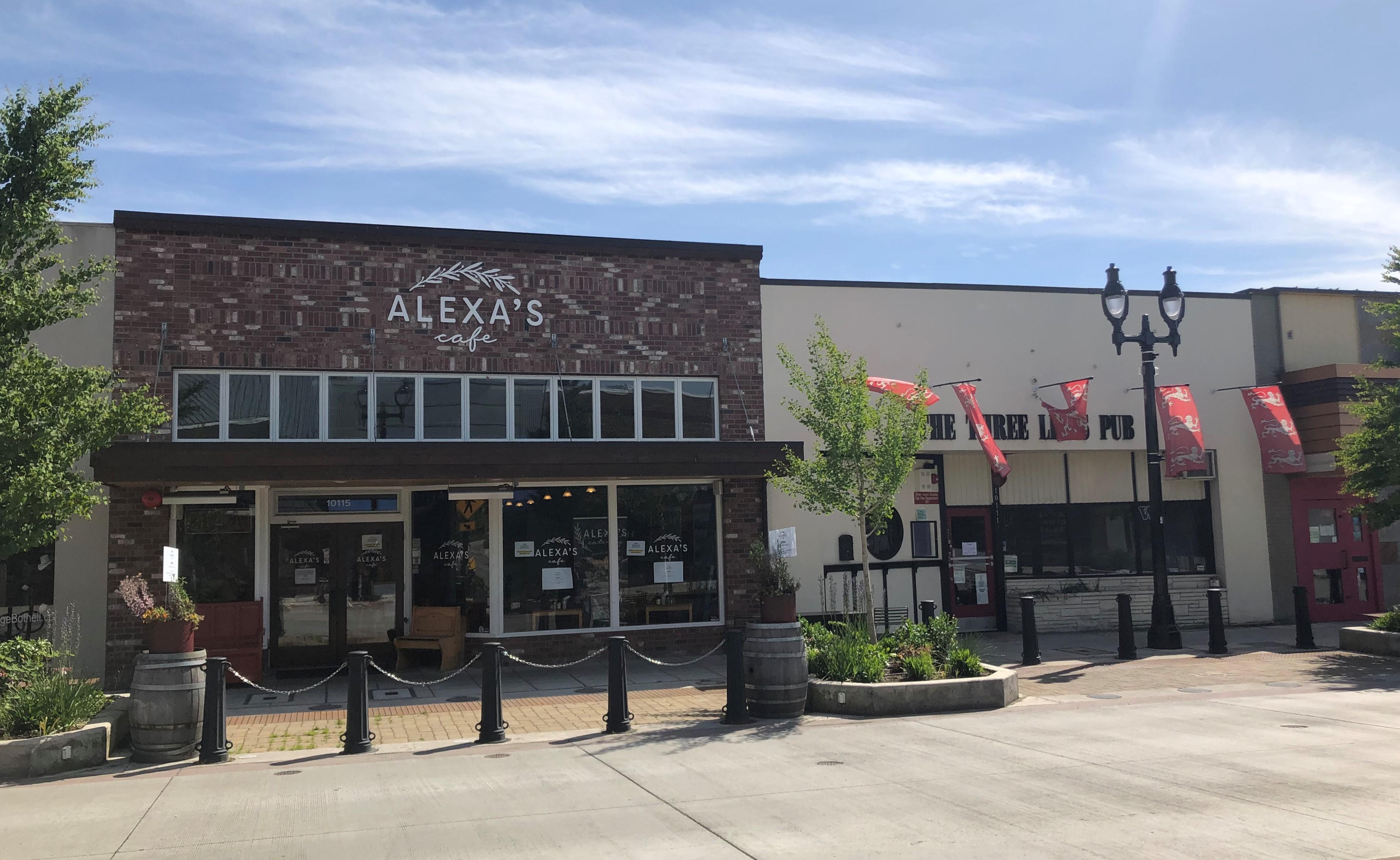Alexa's Cafe