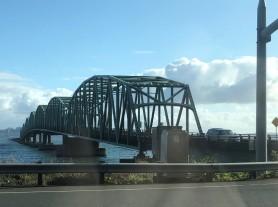 Just a quick jaunt across the bridge to Astoria, Oregon