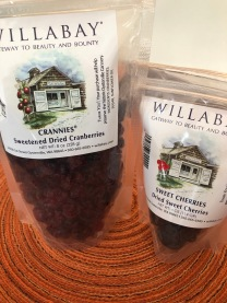 Delicious local goods found at the Oysterville Sea Farms store.