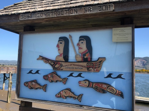 The Chinook Nation, longtime stewards of the Willapa River.