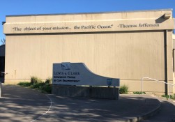 Don't miss a stop at the Lewis & Clark Interpretive Center