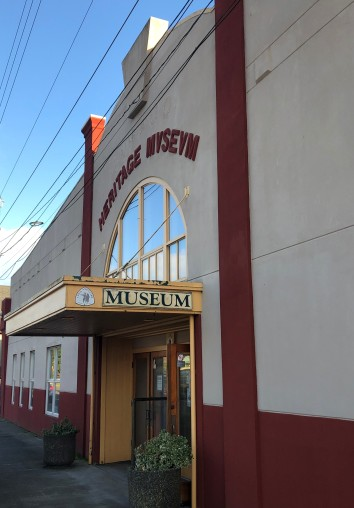 Stop by and learn all about Pacific County and Ilwaco history