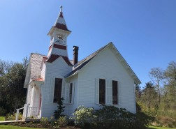 The Oysterville Church