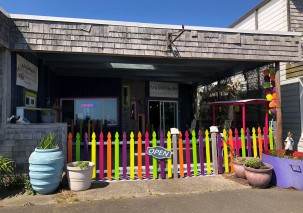 'Lots of fun finds on the waterfront