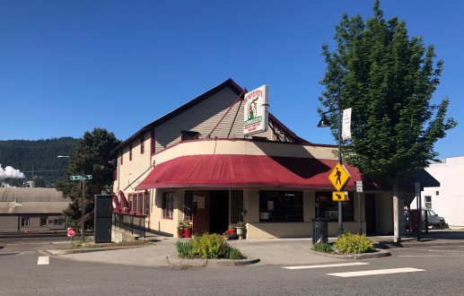 Stop in for some Italian while in Bingen