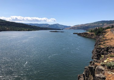 The mighty Columbia!