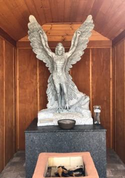 In the Druid Sanctuary