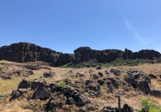 Horsethief Butte rocks!