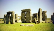 From a long ago holiday at the actual Stonehenge (for comparison)