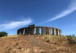 Sam Hill's take on Stonehenge