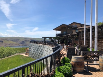Such an amazing location for a winery